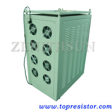 3 Phase AC Adjustable electronic load bank with six fans