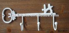 decorative key wall hooks