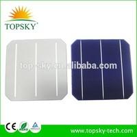 Hot sale PV Silicon Mono Solar Cells 6X6 with good price