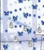 Wedding decorative crystal door beaded curtain for ornament