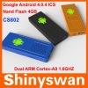 Dual Core Cortex-A9 1.6G UG802 Mini PC, Android4.0 Dongle, TV Box, HD IPTV Player