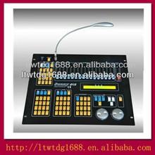 Led light dmx512 console,stage dj dmx controller