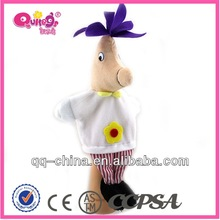 "14"" cock hand puppet"