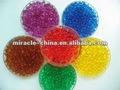 El agua de colores de gel bolas/12 colores/4 forma