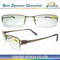 Half Rim Design Optics Reading Glasses (M2973)