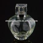 Apple shaped glass perfume bottle 100ml