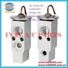 Expansion valve for Toyota Camry corolla MR2 Paseo previa Tercel 1.6 1.8/ Geo Prizm /Lexus ES300/Mitsubishi 447500-1730