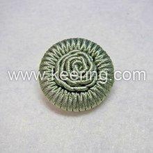 wholesale custom fashion bulk flat back cover buttons WBK-214