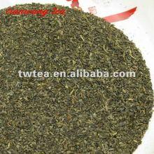 organic instant green tea leaves