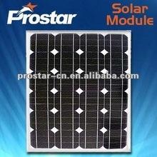 photovoltaic solar cell module