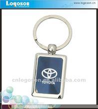 Economical and Stylish Car Logo Metal Keychains