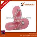 cowgirl bling china grossista sandália da senhora