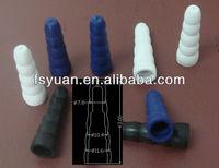 EPDM NBR NR pen tips plastic pen cover silicone rubber pen cover