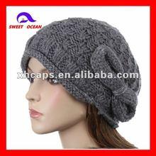 custom winter knitted headwear