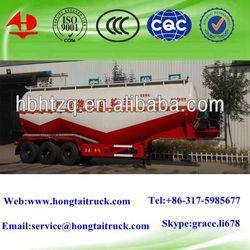 3 axle bulk cement tanker semi trailer of 2012