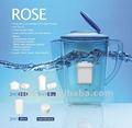 Plástico de água do jarro de filtro/brita/filtrodeágua jarro/ce, rohs, lfgb, nsf