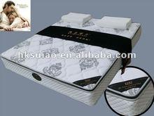 Compress soft spring mattress