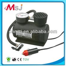 DC12V mini car air compressor portable air compressor plastic air compressor