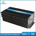 завод цена 12v 220v 3000w чистой синусоидальной волны солнечного инвертора