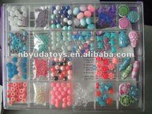 Ningbo Sunrise/ICTI factory/2014 hottest toy/ fashion plastic beads