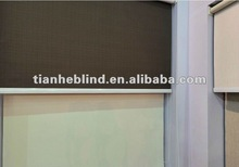 100% polyester blackout acrylic coated window blind