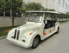 8 seater electric battery operated classic cars LT-S8.FB