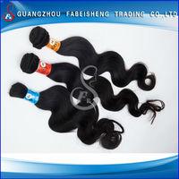 unprocess hair pieces buns male hair extensions