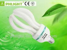220V 105W China Factory 4U Lotus Energy Saving Bulb