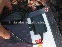 Advanced A-si Thin Film Flexible laminated solar module panel