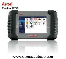 car diagnostic computer maxidas ds708 with 4G sd card