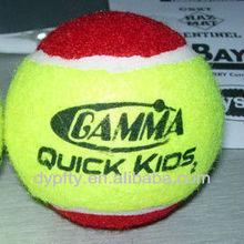 promotional tennis ball logo printing