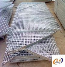 galvanized irregular grating plates