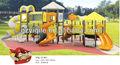 Innovador diseño al aire libre juguetes kiddy zona juegos de equipos de atracciones para los niños para el desarrollo de la salud/fabricante profesional