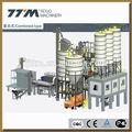 Premezclado mortero seco de la planta de mezcla, mezclador de mortero seco, mortero seco línea de producción