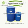 Veterinaria de hierro dextran solution10%