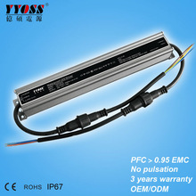 PFC(0.95) EMC exw shenzhen 30w high power led driver 12v for street lights