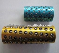 Brass ball retainer sliding bushing bearing/ball cage