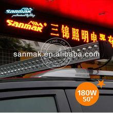 "50""180w 10000lumen Off Road light LED Light Bars for Jeep,Truck SM6023-180"