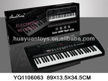 54 keys electronic organ keyboard YQ1106063