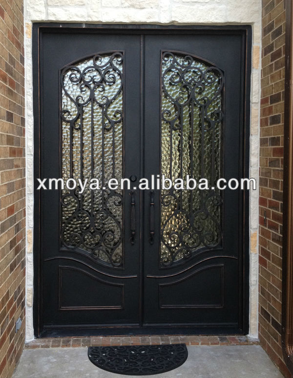 Villa main entrance door design double door view main for Main entrance double door design