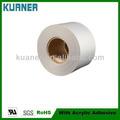 Auto adhesivo de papel de aluminio para la impresión