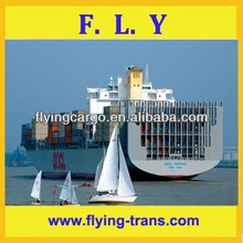 Reliable sea shipping from China to Turkey