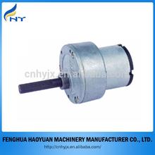 6v dc motor of brush for all machine