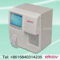 Equipos de laboratorio médico/médicos de equipos de laboratorio analizador de hematología eksv- 2300