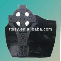 Pillar Granite Tombstone
