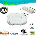 DLC UL CUL listed 6 years warranty LED street light price list