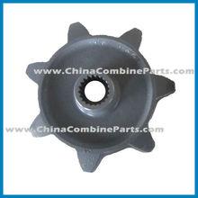 Xingguang Combine Harvester Sprocket with 7 Teeth