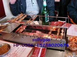 SS BBQ grills
