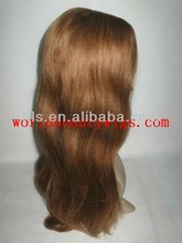 middle parting jewish kosher wig virgin mongolian human with silk top lace front wigs