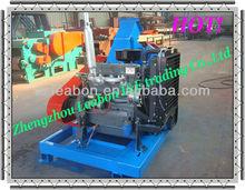 High efficiency diesel wood chopping machine,wood chips making machine